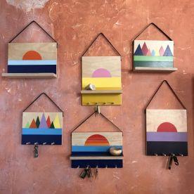 Multi purpose wall hangings